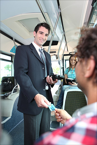 Controleur dans un bus
