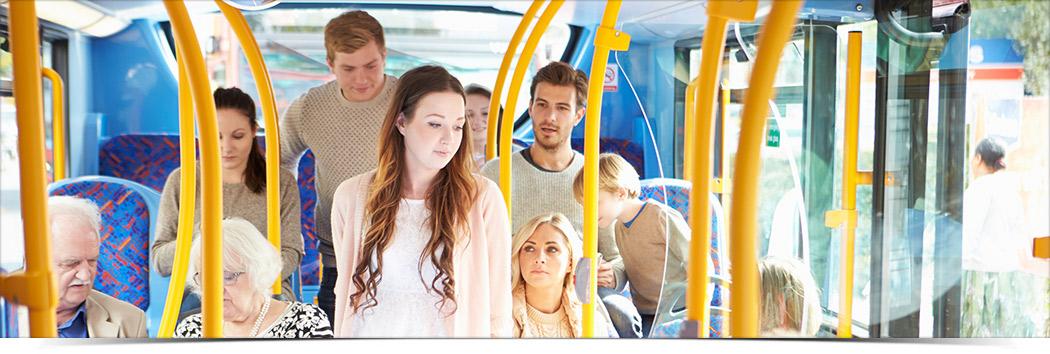 mesure de la qualité transports publics